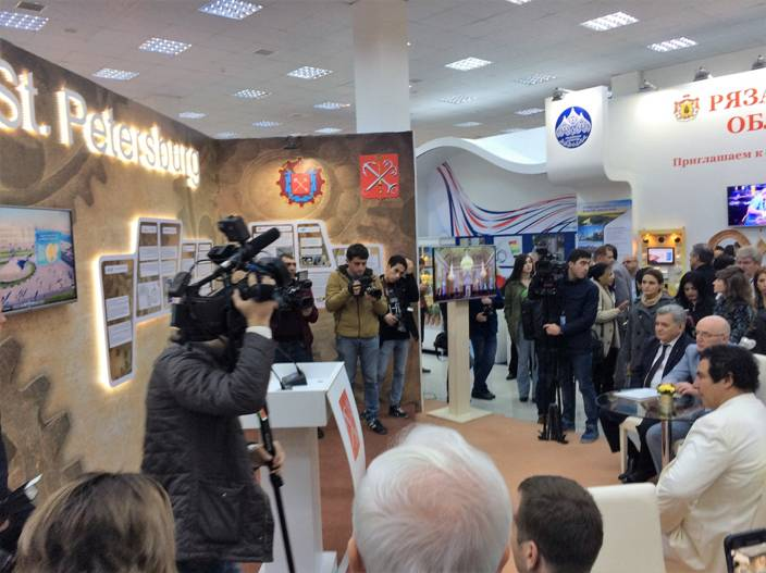 компания Актей «EXPO-RUSSIA ARMENIA 2016 plus IRAN»